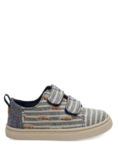 Toms Sneakers Lacivert